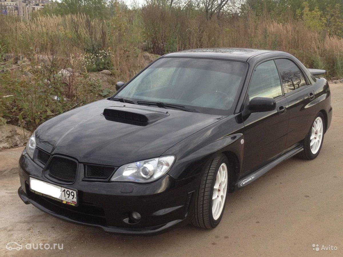 Технические характеристики Subaru Impreza / Субару Импреза ...