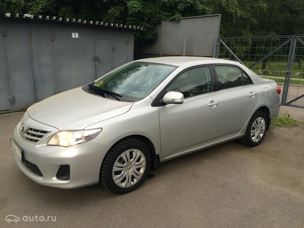 Toyota с пробегом продажа Тойота бу в Москве