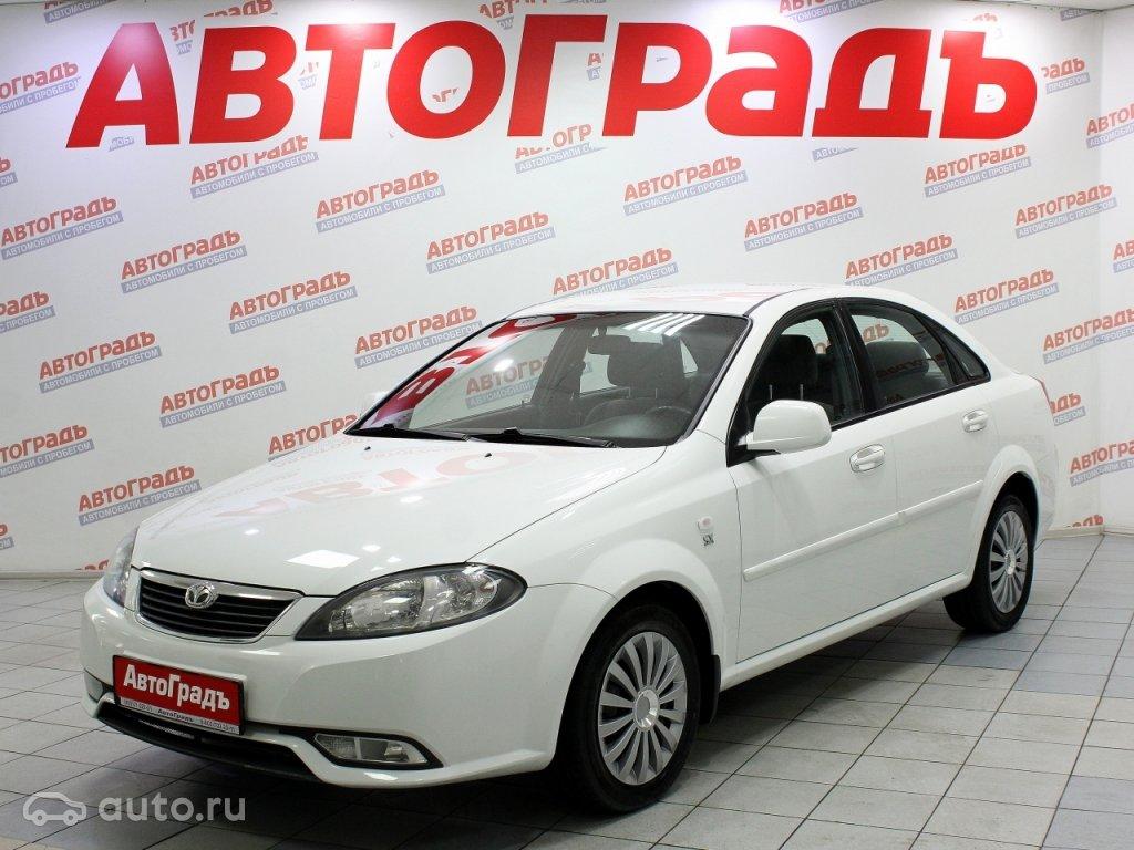 Продажа Daewoo Дэу в России  autodromru