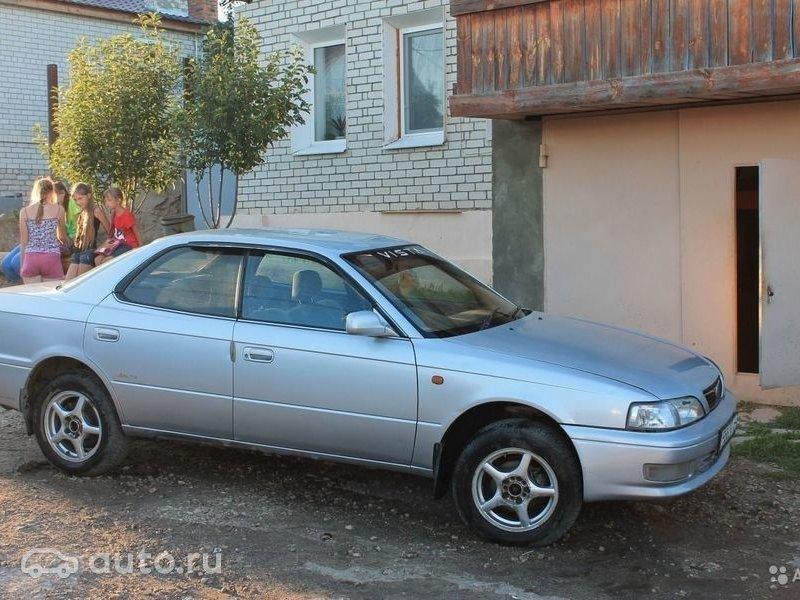 тойота виста дизель 1995 объявлений продаже