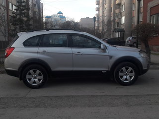 chevrolet captiva 2.0 d mt (150 л.с.)