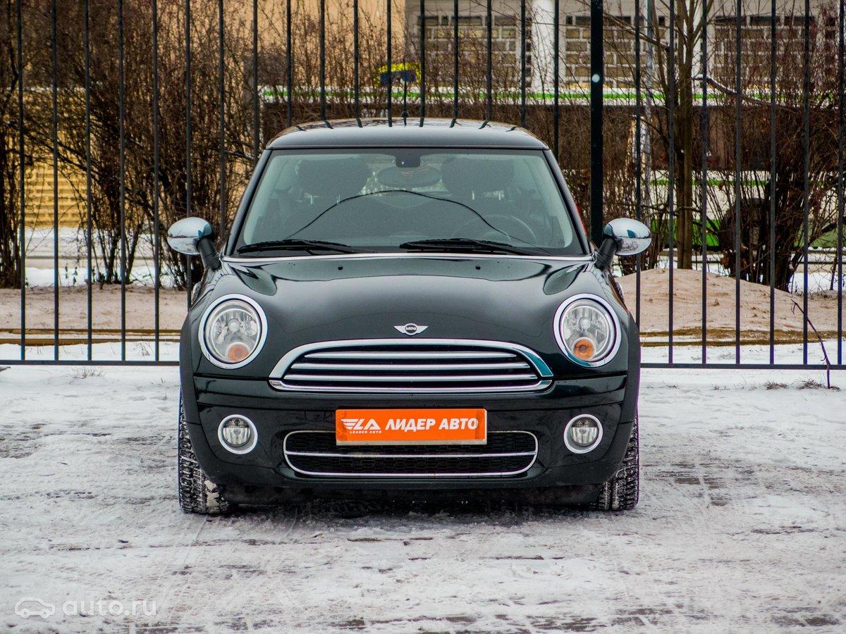 купить Mini Hatch Ii Cooper D с пробегом в санкт петербурге мини Ii