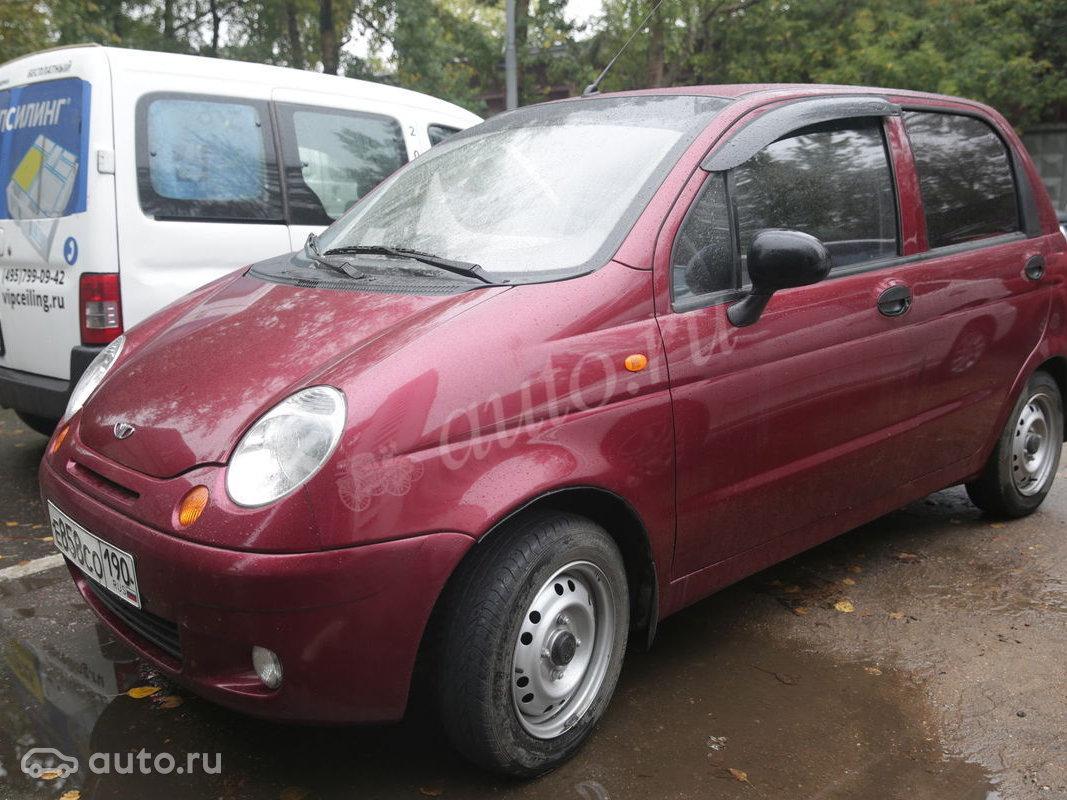 Продажа автомобилей DAEWOO в Москве