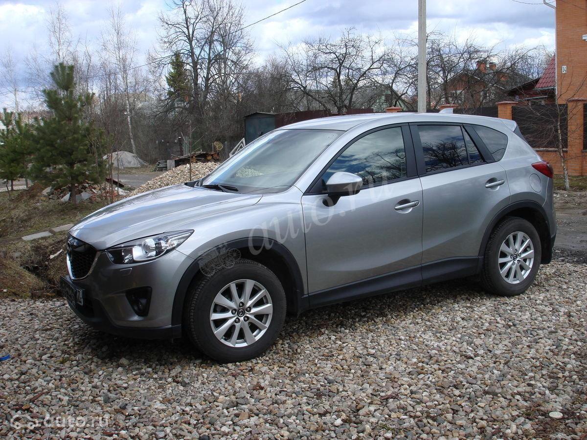 Купить Mazda CX5 в Москве   autoru