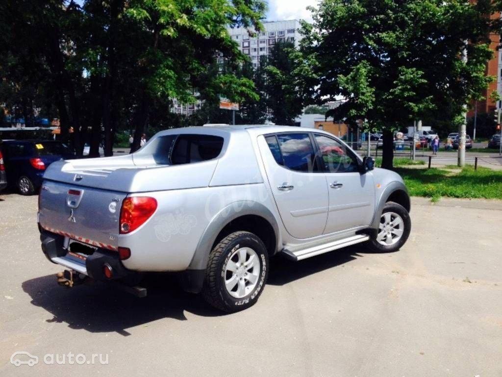 Мицубиси Л200 технические характеристики. Mitsubishi L200 ...