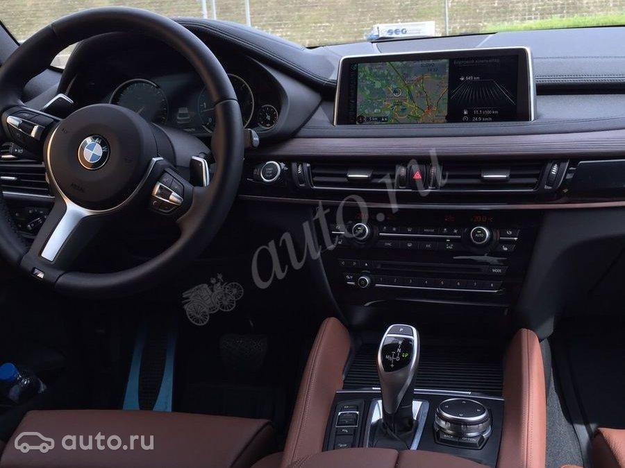 Kupit Bmw X6 Ii F16 30d S Probegom V Moskve Bmv Ii F16 2015