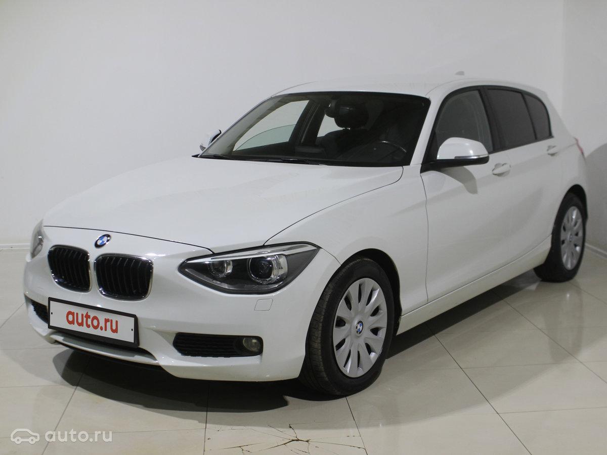 bmw 116i цена 2013