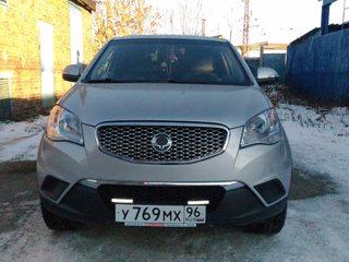 SsangYong Actyon II