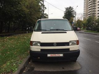 разбор фольксваген транспортер т4 дизель г жуковский