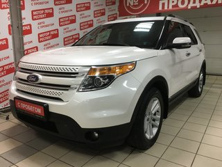 ford explorer 2.0 at (240 л.с.) отзывы