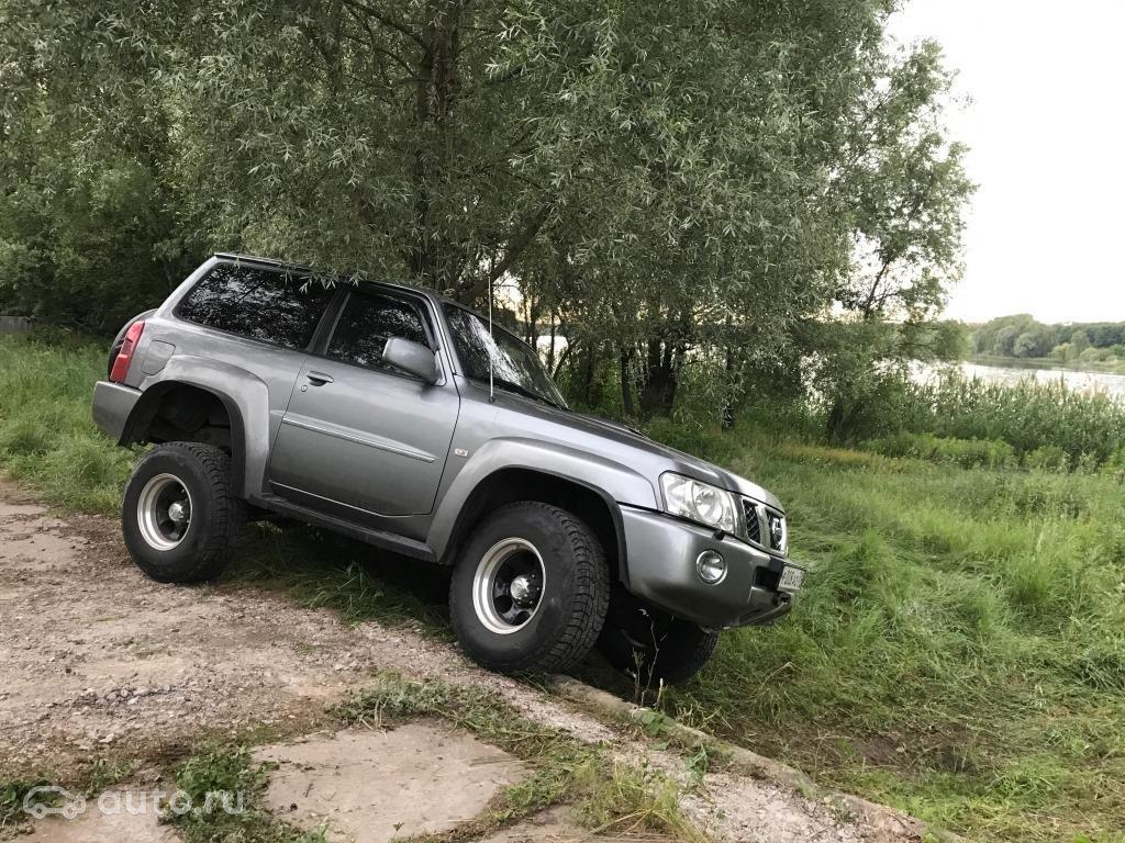 Купить nissan patrol v (y61) Рестайлинг с пробегом в Белгороде