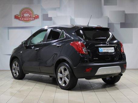 Купить Opel Mokka пробег 84 000.00 км 2014 год выпуска