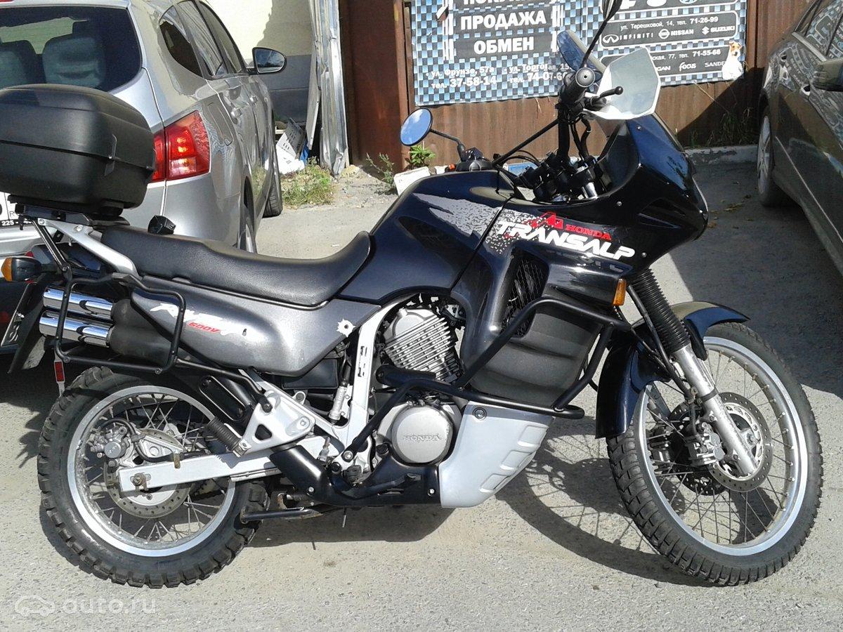 купить Honda Transalp 600 с пробегом в липецке Honda Transalp 600