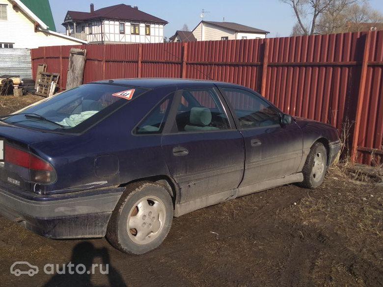 Renault Safrane I I 1996