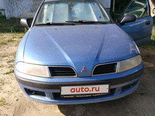 auto ru mitsubishi carisma