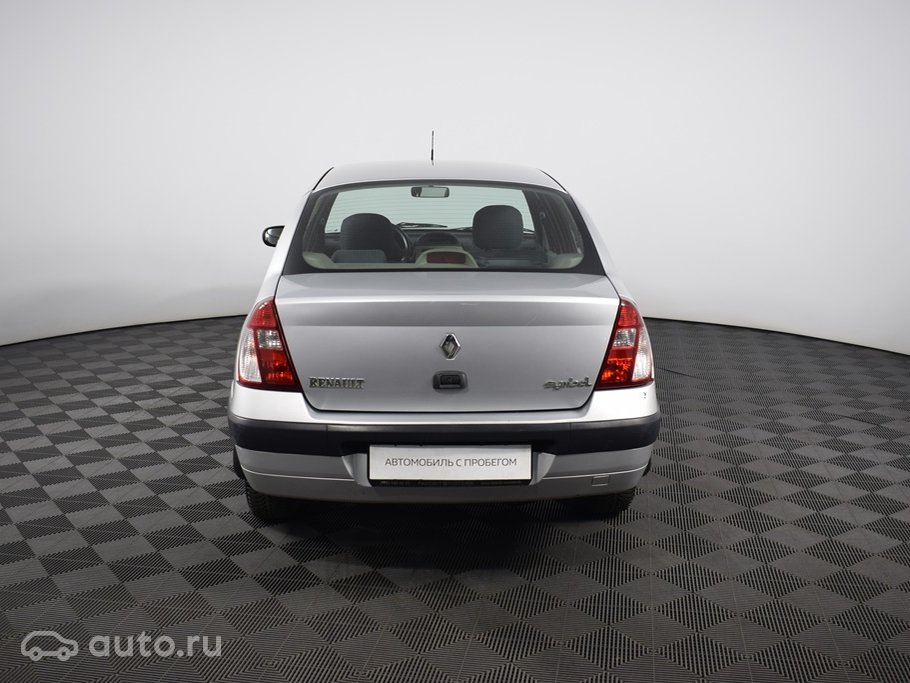 Renault Symbol I I