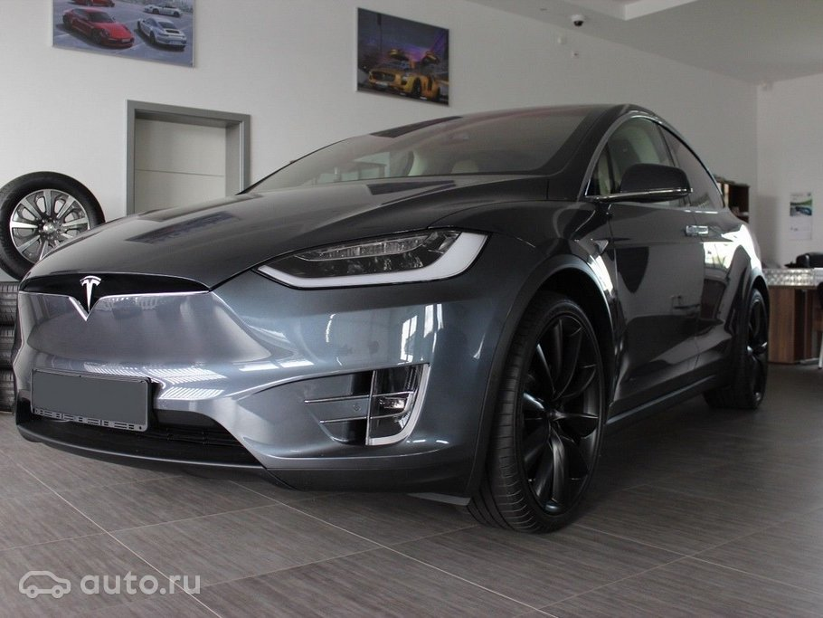 Tesla model x90d price
