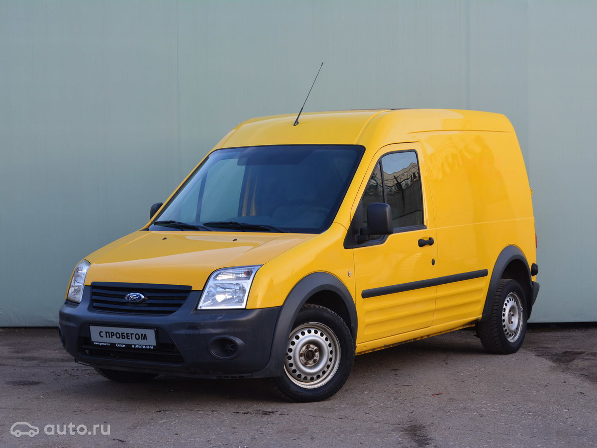ford transit connect авито