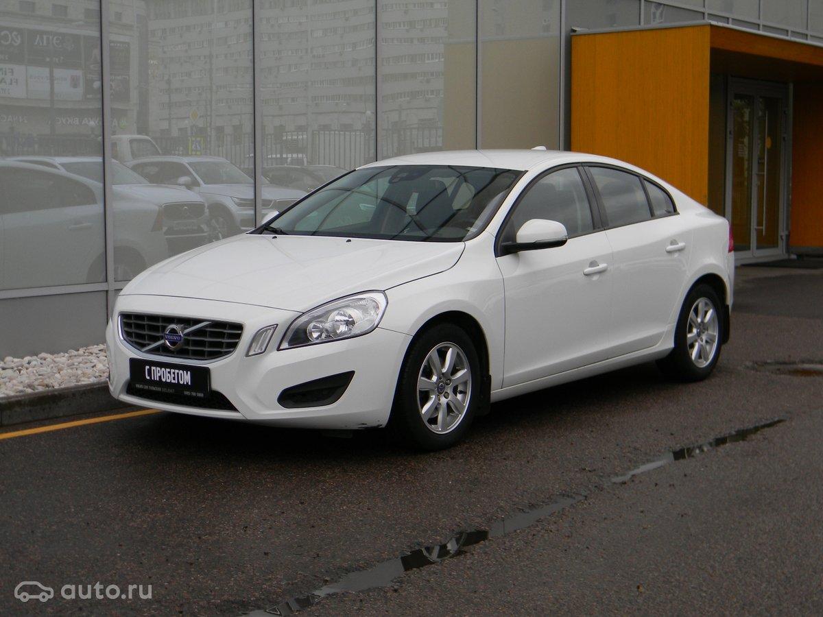 Купить Volvo S60 II с пробегом в Москве  Вольво II 2011 года — Авто.ру 08a697de9c7