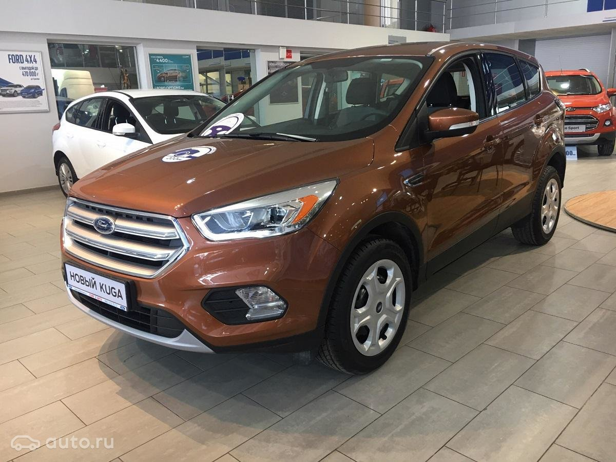 Новый форд куда автосалоне краснодарский край цена