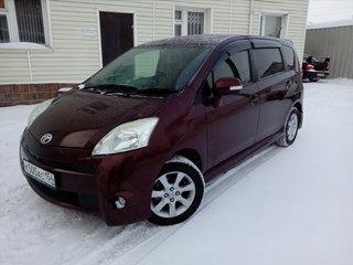 8ecd1b9e0a10 Купить б у Toyota Passo Sette в Новосибирске, продажа автомобилей с ...