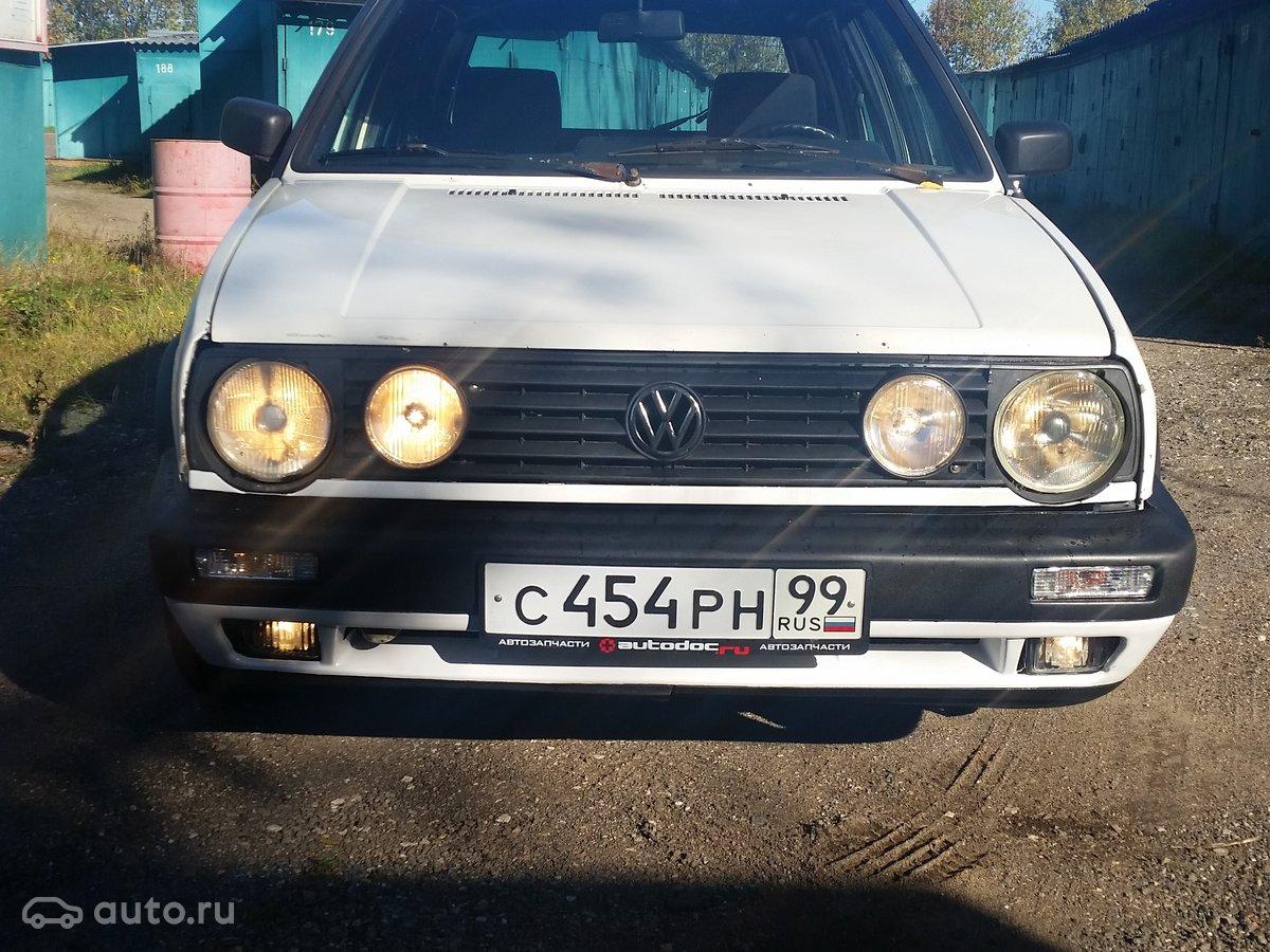 Volkswagen Golf Gti Ii 1990 Object