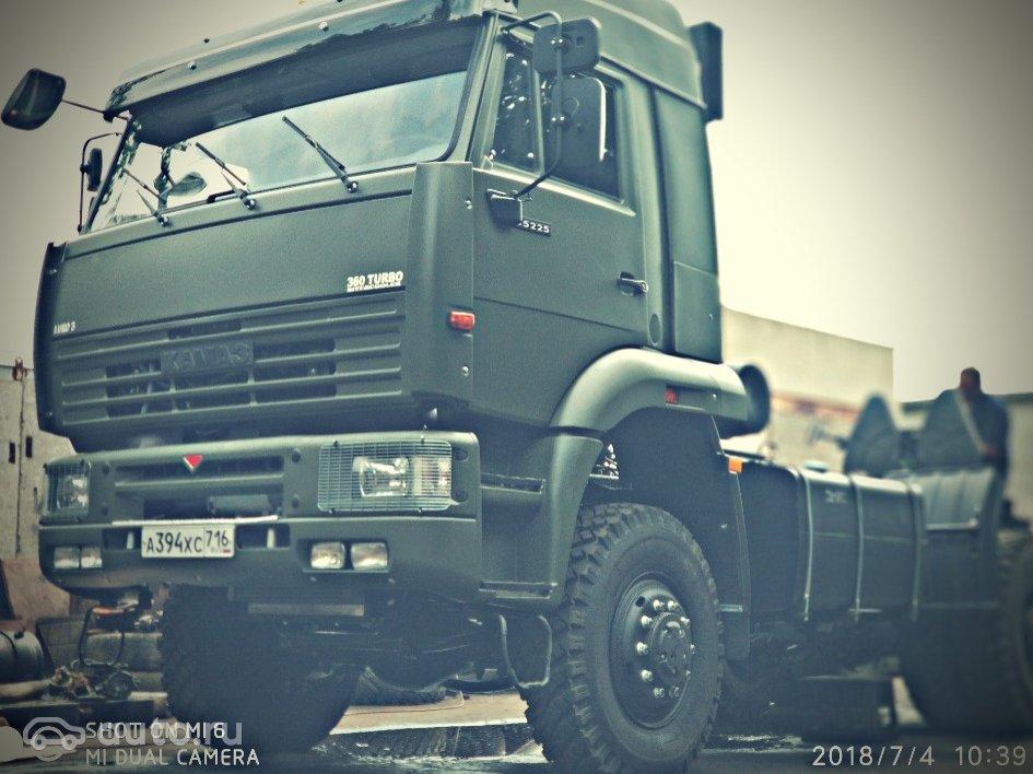 Купить КамАЗ 65225 с пробегом  2012 года, цена 2 400 000 рублей — Авто.ру bff19a85bae
