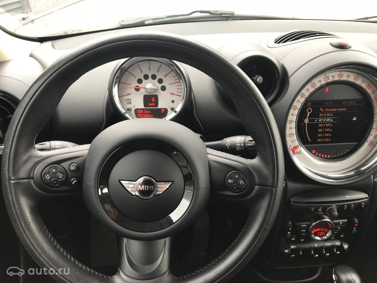 купить Mini Countryman I Cooper с пробегом в москве мини каунтримэн