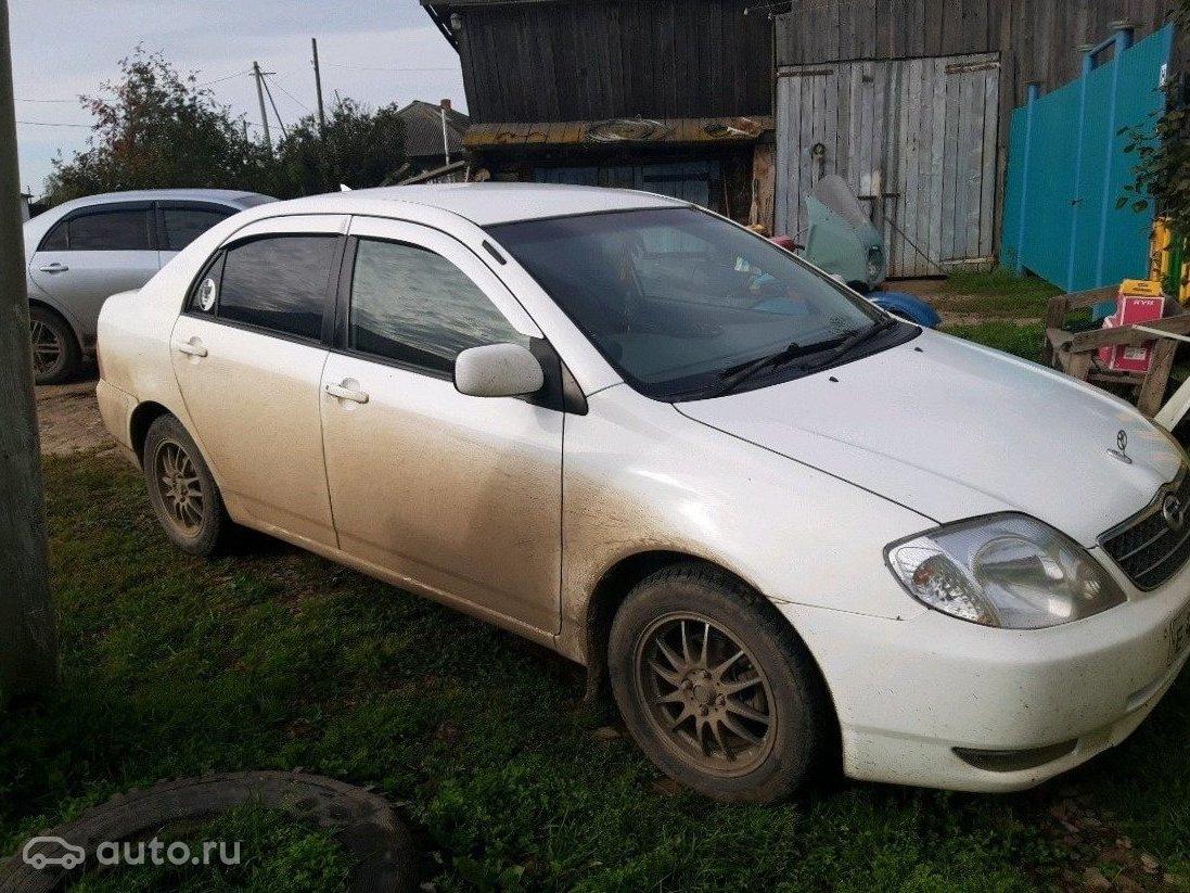 Toyota Corolla Ix E120 E130 2001 Hatchback Object