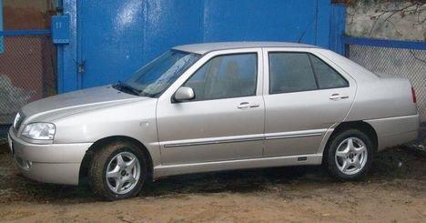 Отзывы об автомобиле чери амулет 2007 года купить чери амулет ижевск