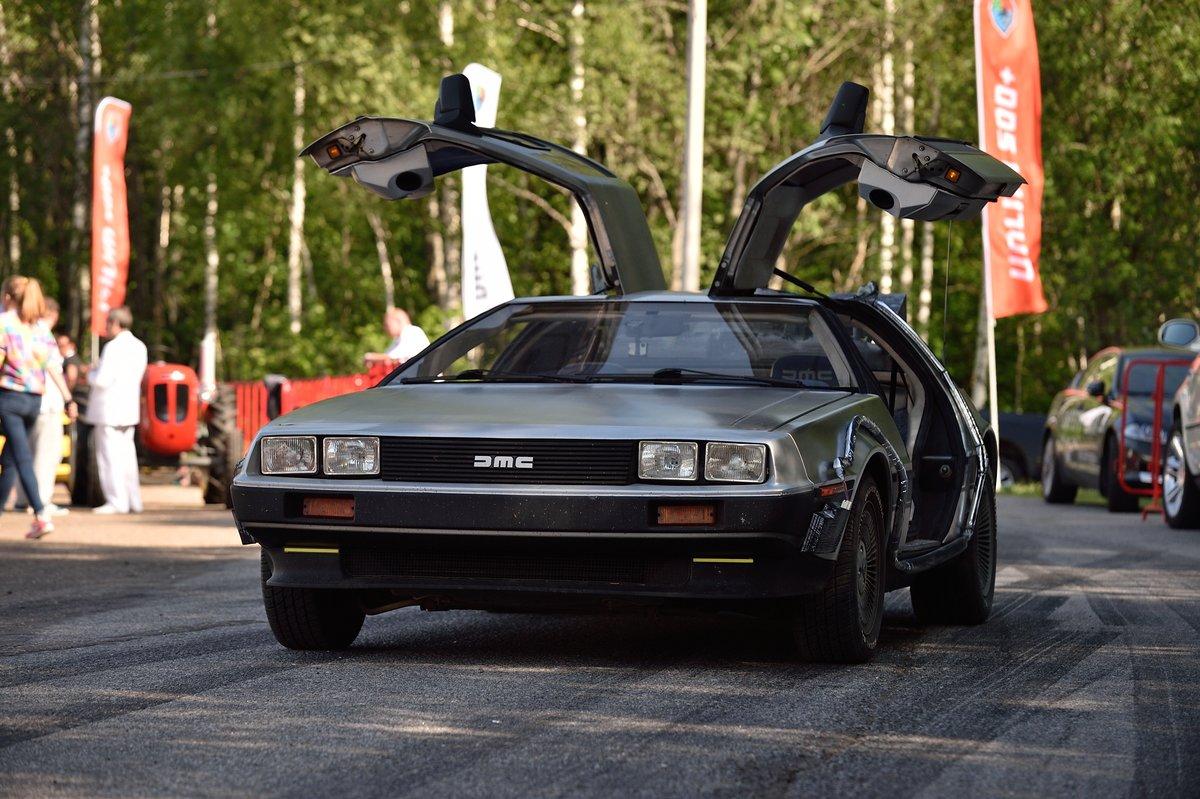 Отзыв автовладельца об автомобиле DeLorean DMC-12 1981 – 1982 ... ab28e7c9152