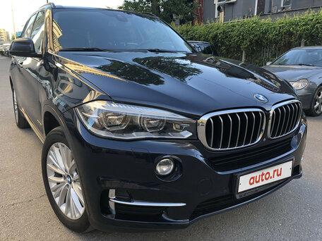 Купить BMW X5 пробег 129 031.00 км 2014 год выпуска
