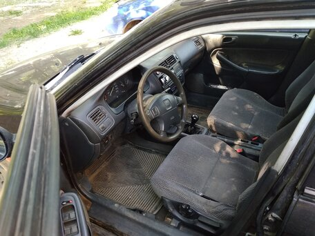 Купить Honda Civic пробег 285 000.00 км 1997 год выпуска