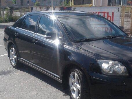 Купить Toyota Avensis пробег 190 000.00 км 2007 год выпуска