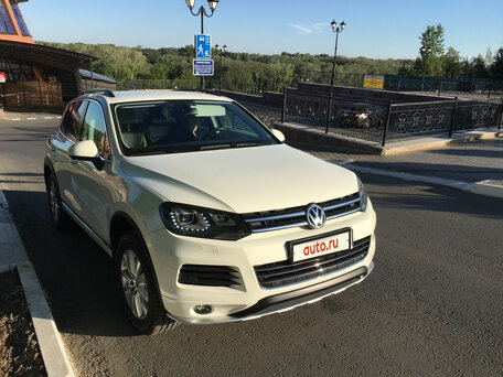 Купить Volkswagen Touareg пробег 143 346.00 км 2011 год выпуска