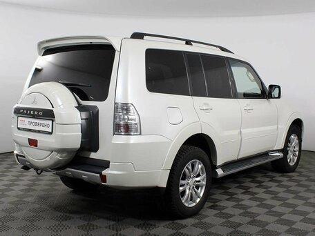 Купить Mitsubishi Pajero пробег 207 467.00 км 2013 год выпуска