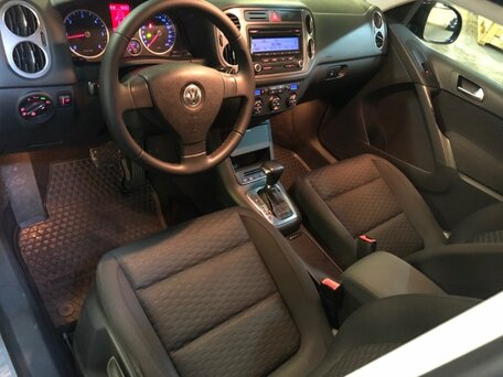 Купить Volkswagen Tiguan пробег 158 000.00 км 2009 год выпуска