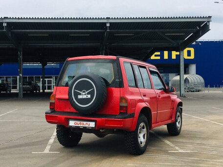 Купить Suzuki Vitara пробег 235 000.00 км 1994 год выпуска