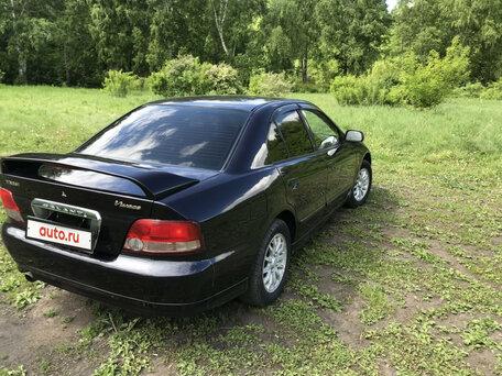 Купить Mitsubishi Galant пробег 220 000.00 км 2001 год выпуска