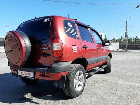 Купить Chevrolet Niva пробег 20 000.00 км 2007 год выпуска