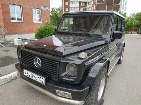 Купить Mercedes-Benz G-klasse пробег 128 394.00 км 1996 год выпуска