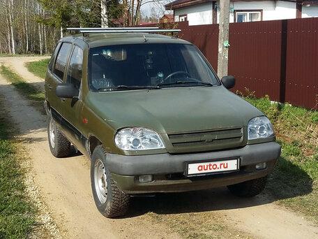 Купить Chevrolet Niva пробег 173 000.00 км 2006 год выпуска