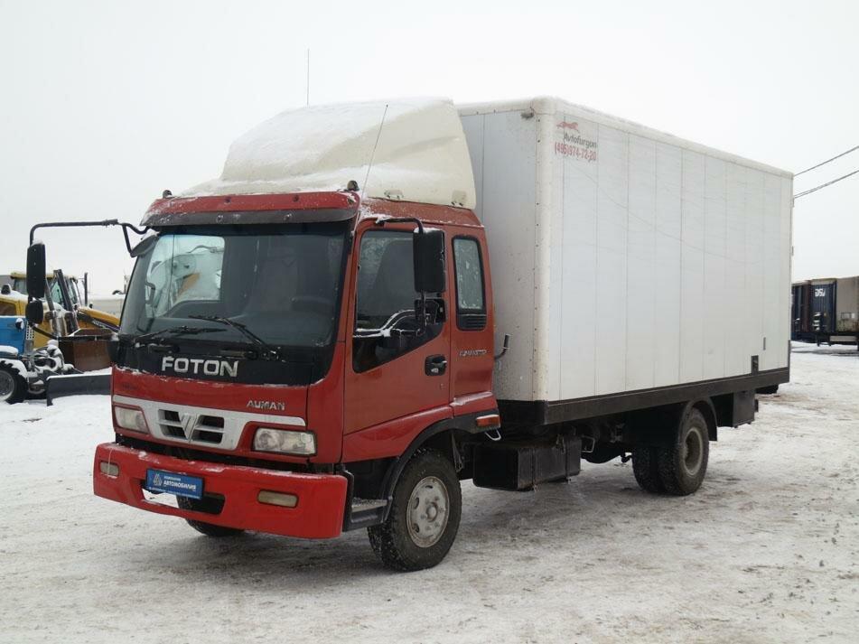 грузовики фотон отзывы владельцев оригинальных
