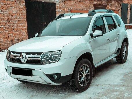 Купить Renault Duster пробег 11 000.00 км 2017 год выпуска