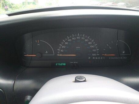 Купить Chrysler Voyager пробег 275 000.00 км 2000 год выпуска