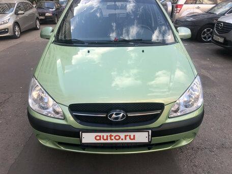 Купить Hyundai Getz пробег 21 000.00 км 2010 год выпуска