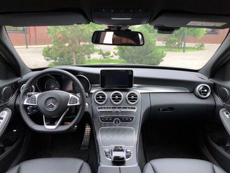 Купить Mercedes-Benz C-klasse пробег 18 450.00 км 2018 год выпуска