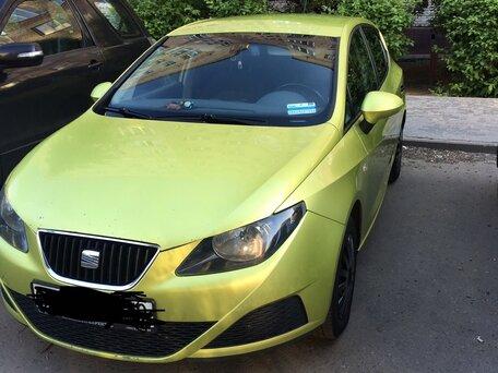 Купить SEAT Ibiza пробег 176 000.00 км 2008 год выпуска