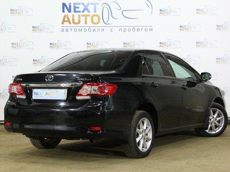 Купить Toyota Corolla пробег 107 000.00 км 2012 год выпуска