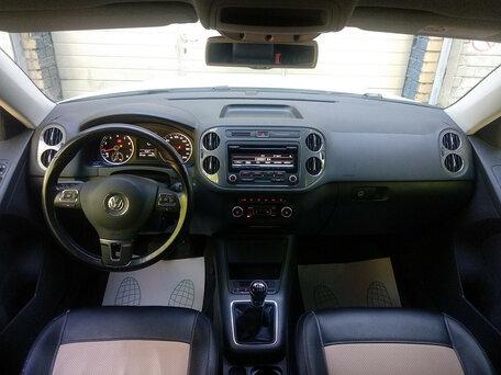 Купить Volkswagen Tiguan пробег 90 000.00 км 2014 год выпуска